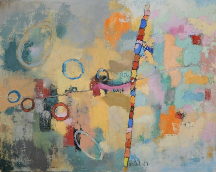 Carpe Diem. 80x100, oil on canvas, 2017