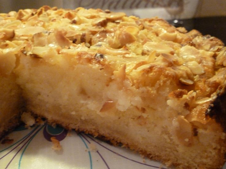 Das perfekte Versunkener Apfelkuchen mit Eierlikör-Rezept mit einfacher Schritt-für-Schritt-Anleitung: Mehl, Speisestärke, Backpulver, Puderzucker und…