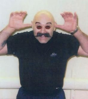 Charles Bronson born Michael Gordon Peterson, is one of the most infamous of all institutionalized criminals in the British Prison System. Jailed in 1974 for armed robbery (in which he stole £26.18) his sentence was repeatedly extended by decades for a long list of crimes he committed in jail.