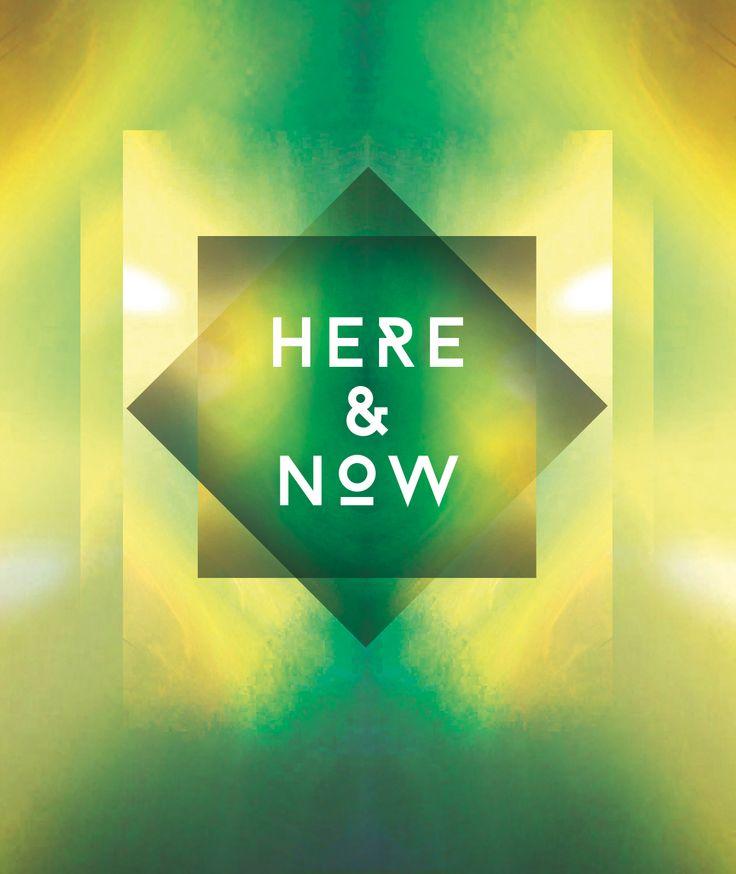 """Here & Now"" _ju Artwork"