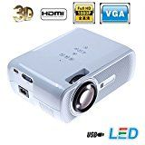 #6: Supemale 3000lumens 1080P 3 LED Projector Full HD 3D Home Theater Cinema TV Video HDMI PC - phones (http://amzn.to/2cumGsb) printers (http://amzn.to/2cunwoO) shredders (http://amzn.to/2bXf0y6) projectors (http://amzn.to/2ch8mil) scanners (http://amzn.to/2bMXiIv) laminators (http://amzn.to/2ch9P8C)