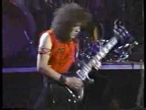 """1983 Ronnie James Dio  """"Rainbow In The Dark"""" (Rock Palace).  Say what you will, Dio could SING!"""