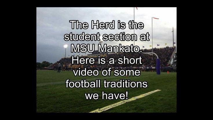 The Herd Football Chants