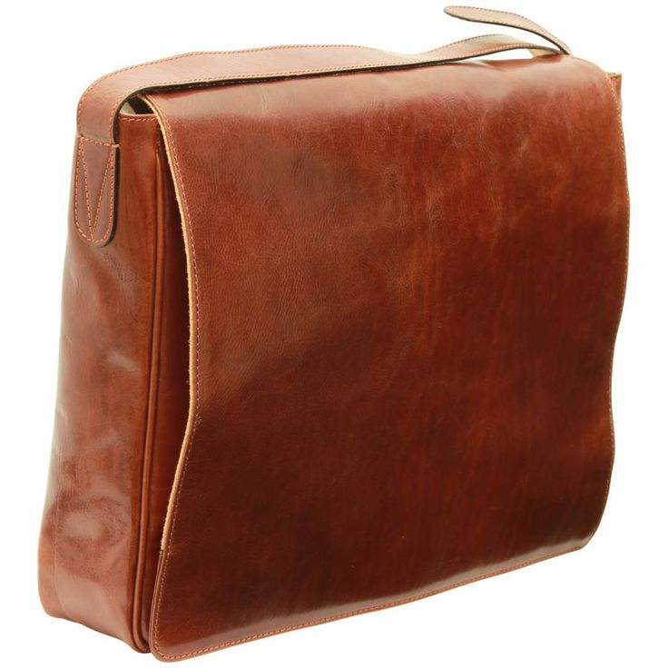 Sac Bandoulière Besace Cuir Mode pour Homme -OLD ANGLER-