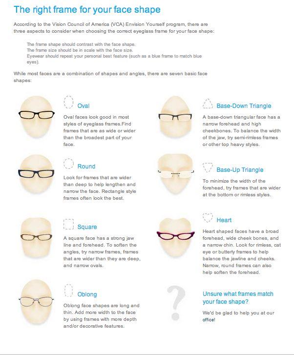 100+ best Choosing Perfect Eyeglasses images on Pinterest ...