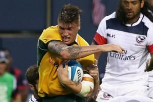 Wallabies overpower spirited Eagles 47-10 in Chicago