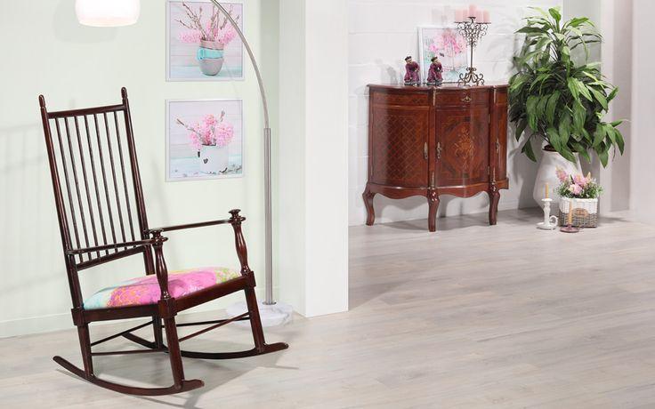 Aparador Da. Maria / Cadeira de Baloiço | Da Maria Dresser / Swing Chair