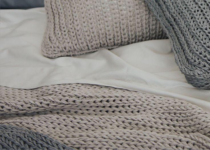 Plaid pura lana
