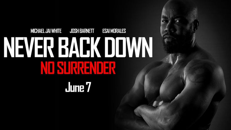 Never Back Down: No Surrender - EXCLUSIVE Trailer