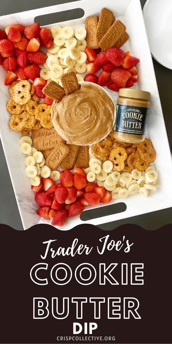 Trader Joe's Cookie Butter Dip Crisp Collective in 2020