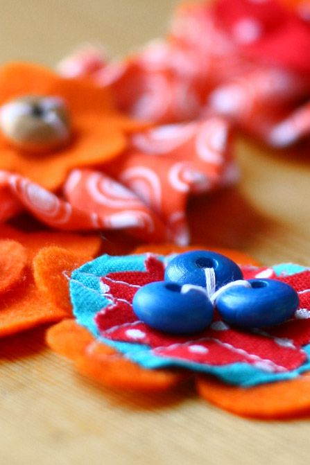 Flowers as an application on your clothing | Kiind Magazine