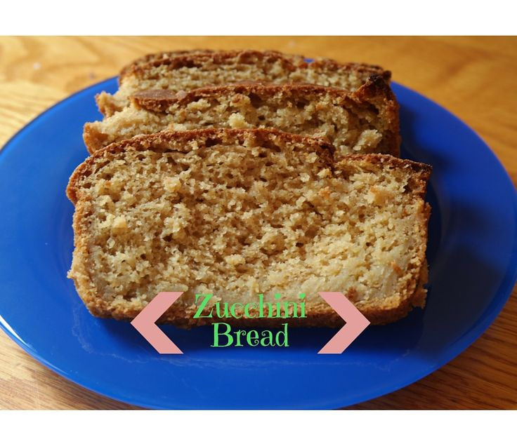 Cookwith5Kids | Zucchini Bread: Vegan, low fat, low in sugar and delicious | http://cookwith5kids.com