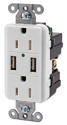 Twin USB/AC charger transforms an RV into a charging station | RV Travel