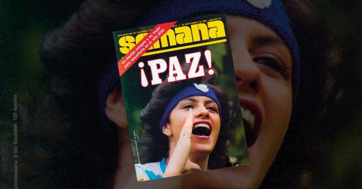 El 24 de agosto de 1984, el gobierno de Belisario Betancur cerró una tregua con la guerrilla del M-19.