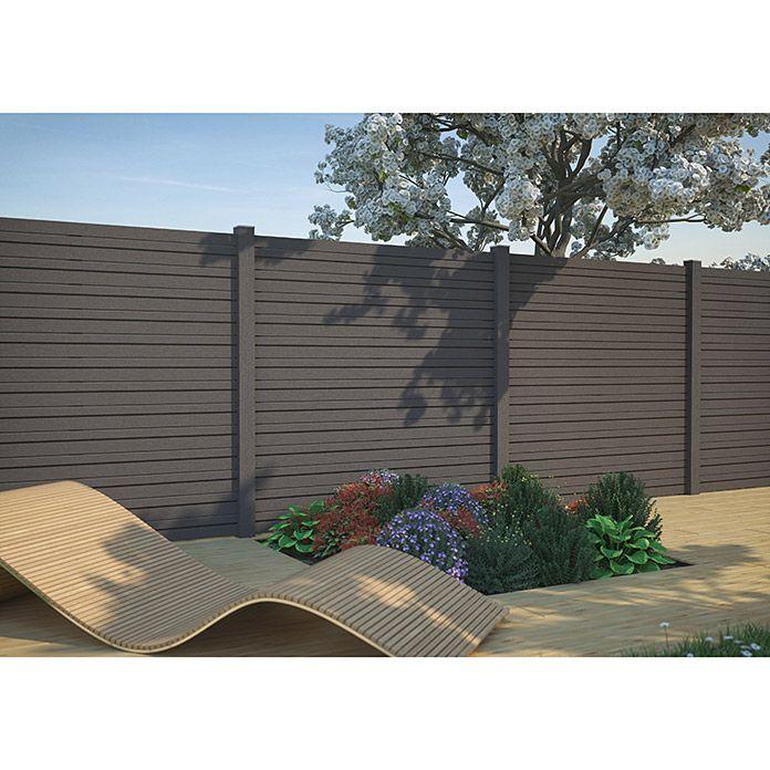 Kiehnholz Sichtschutzelement Design Rhombus 179 X 179 Cm Anthrazit Bauhaus Sichtschutzelemente Garten Und Outdoor Bauhaus