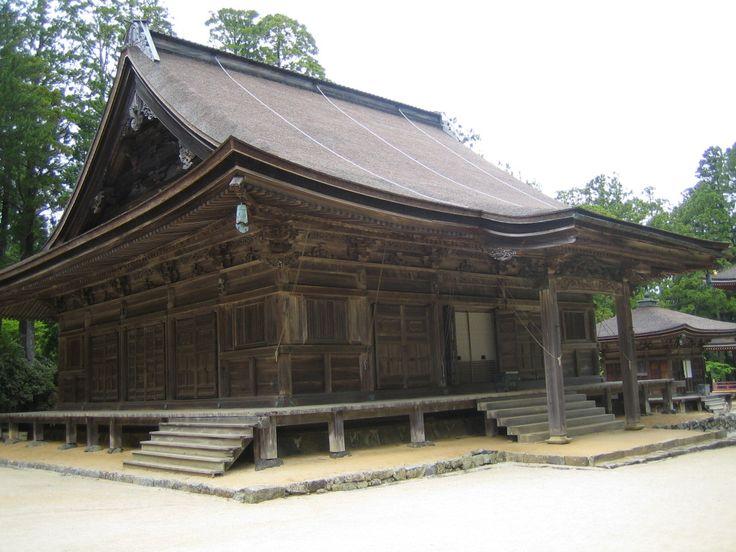 高野山・金剛峯寺 大会堂(だいえどう)