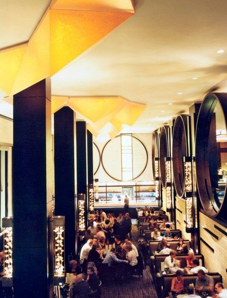 After having a delicious dinner at Nobu in Cape Town, head inside the OneOnly resort (the restaurant is located at the hotel) and check out a game on one of their giant 42-inch flat screen TVs. Find more best places to watch the World Cup in South Africa: http://pin.it/LApZUmR