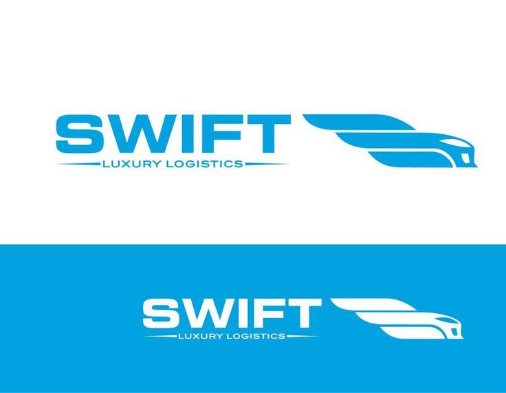 MODERN Car Rental Logo (ZIP UBER LYFT WINGZ ETC.) Transportation by ArTomorrow