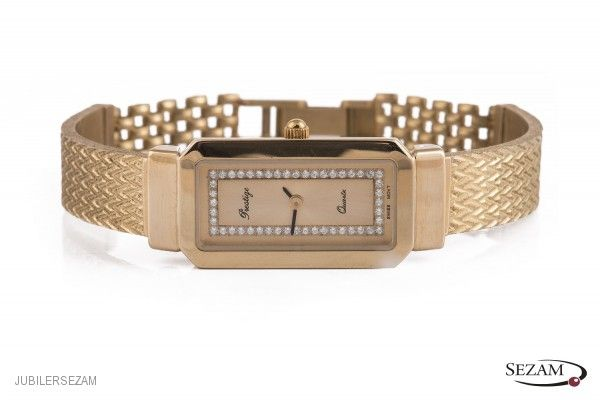 Gold watches -  www.jubilersezam.pl