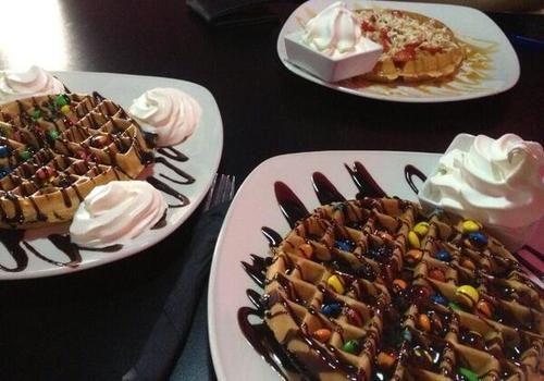#waffles, #delicious