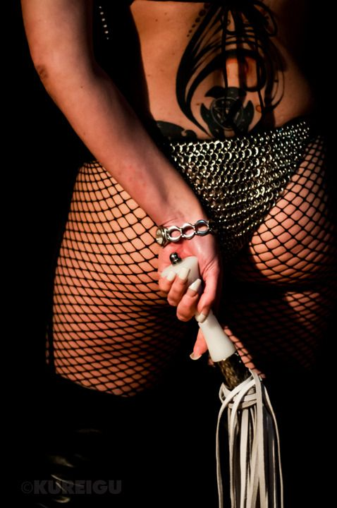 For a flogging good time, get your genuine leather or suede floggers from www.differentstrokes.co.za