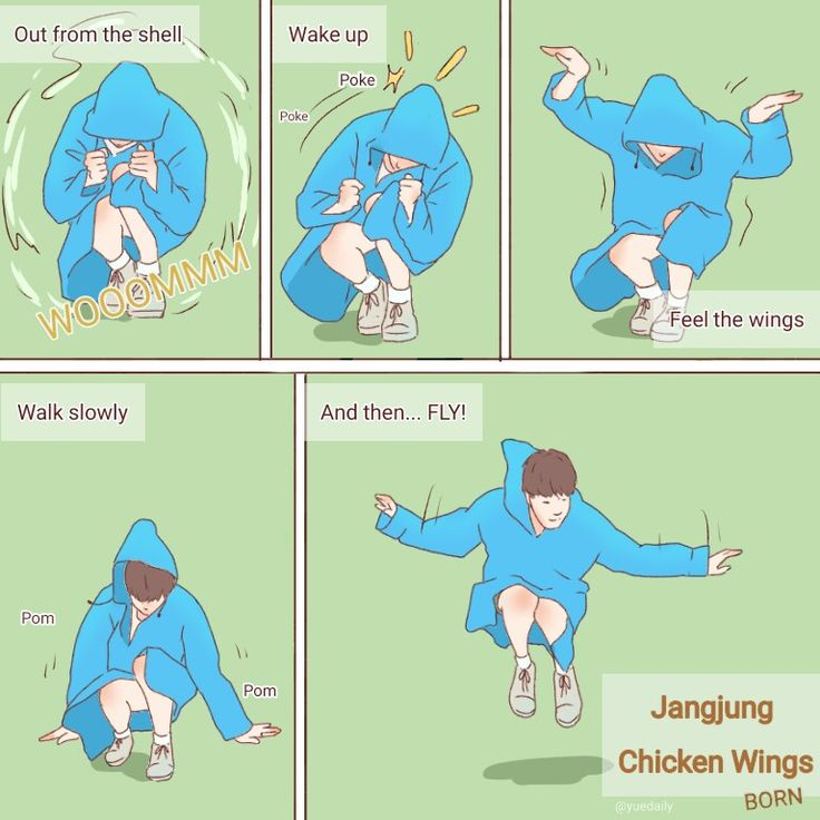 My imagination after watch woolllimpick ep 7 jangjun chiken wings born golden child fanart