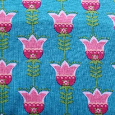 Jarní tulipánky - Látky Chameleon