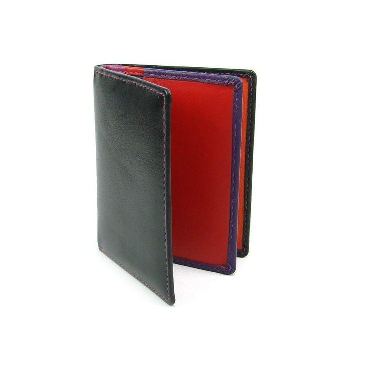 Pouzdro na karty barevné - peněženky AHAL