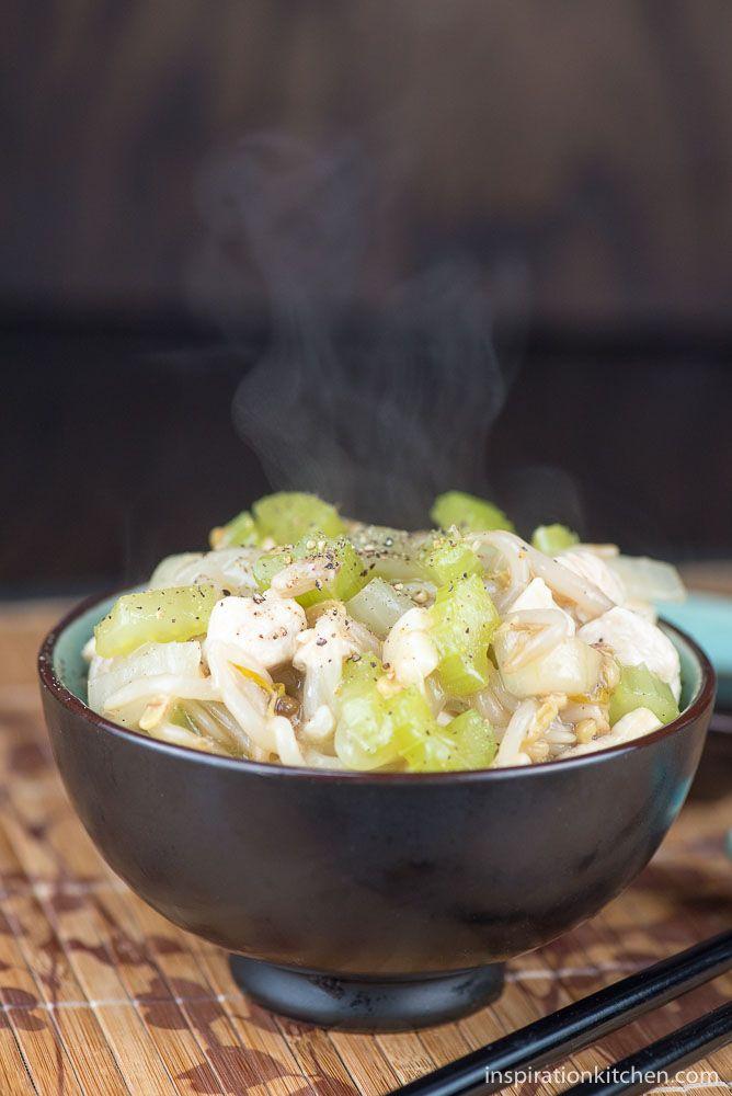 Chicken Chop Suey | Inspiration Kitchen