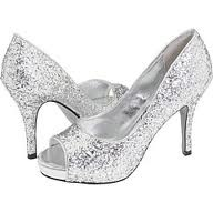 I wish I could wear heels with my dress!!   But I probably couldn't walk in them anyways.