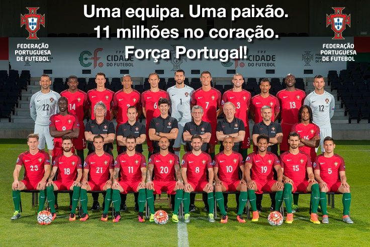 Portugal- Euro 2016