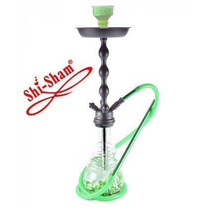 ShiSham NG Reloaded Pulverbeschichtet matt Green unter http://www.relaxshop-kk.de/shishas-orientalische-wasserpfeifen/shishas-mit-klickverschluss.html kaufen.