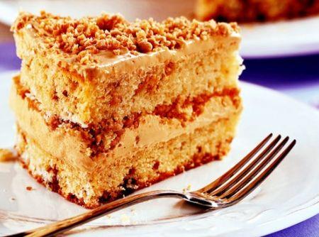 Receita de Bolo de Paçoca - bolo. Por cima, esfarele mais um pouco de paçoca. Sirva o bolo gelado. ...