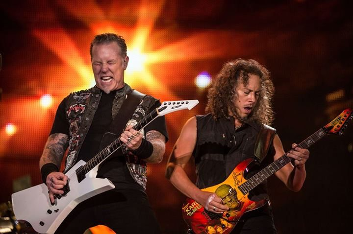 La banda #Metalica estará en #Ecuador en marzo del 2013, $ 60 cuesta la entrada más barata para ver a Metallica en #Quito. Conozca más detalles.
