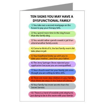 signs you are in a dysfunctional relationship