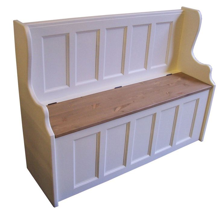 Cheshire Pine 4u0027 Monks Bench / Settle