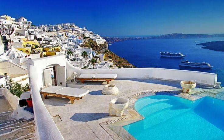 WONDERFUL  SANTORINI GREECE