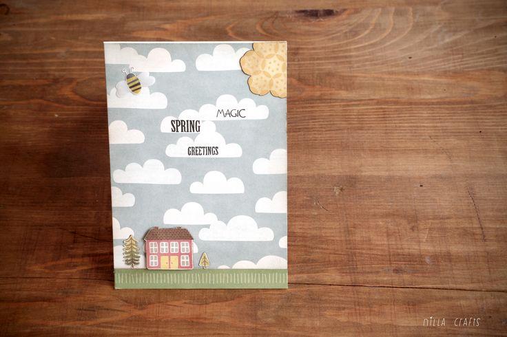 Magic Spring Greetings ( May Simple Kit )