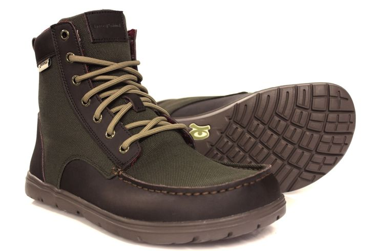 Lems Shoes Womens Boulder Boot Timber- Collapsible, Minimalist Boot Lems Shoes
