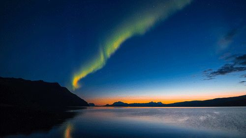 Tumblr#Morten Rustad - Norway: A Timelapse Adventure | gif by FD
