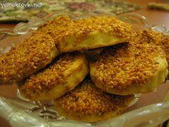 Tuzlu Kurabiyeler – Yemek Zevki
