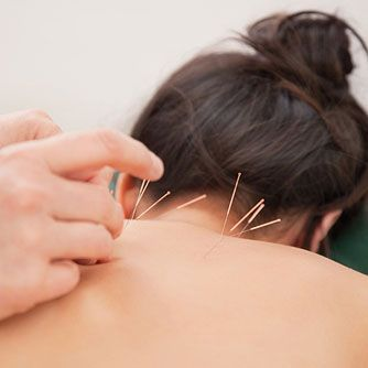 Acupuncture Relieves Chronic Pain