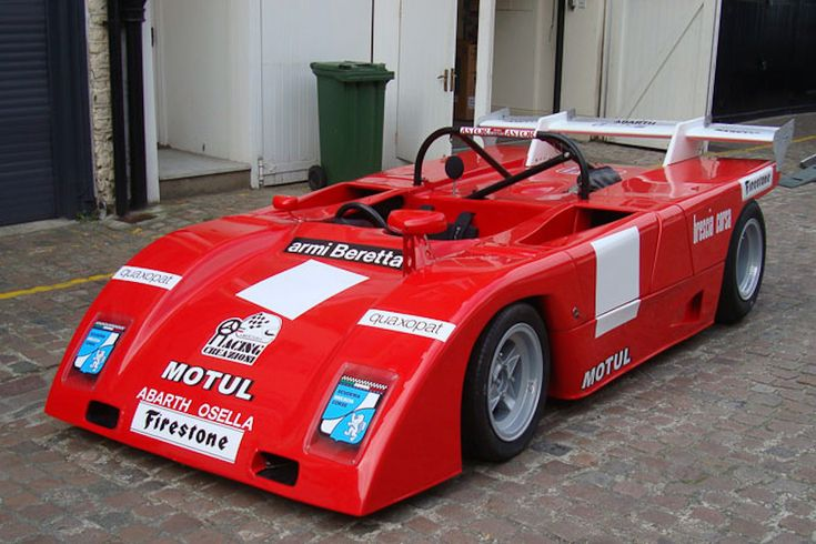 1972 Osella Abarth SE021