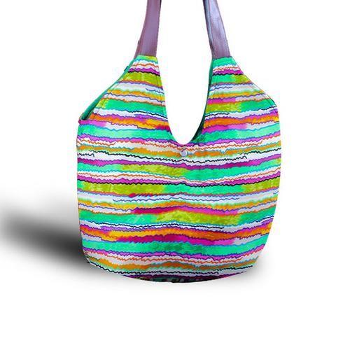 Color Blast Jhola Bag
