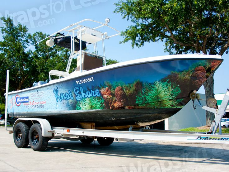 Best Boats Images On Pinterest Boat Wraps Boats And Car Wrap - Custom vinyl decals for boat