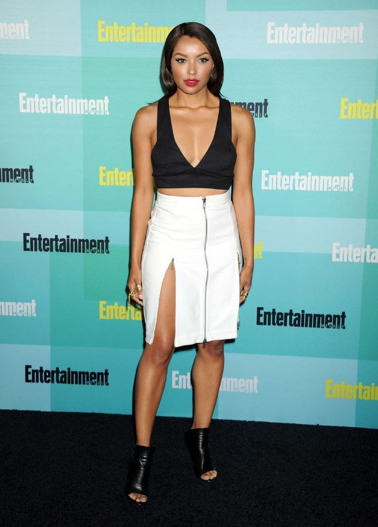 Kat Graham - Entertainment Weekly Party at Comic-Con : Global Celebrtities (F) FunFunky.com