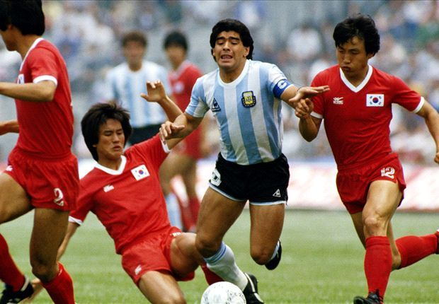 Argentina vs South Korea: The plan to make Maradona shine