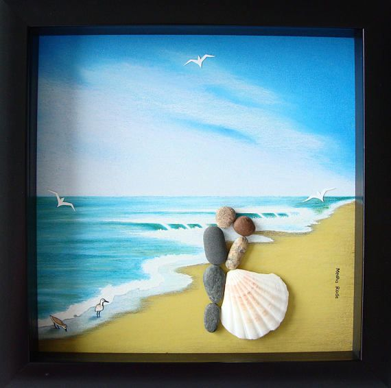 422 best One of a kind gifts images on Pinterest | Pebble art ...