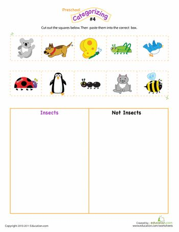 from weather and the five senses to animals and hands on ideas these worksheets have something. Black Bedroom Furniture Sets. Home Design Ideas