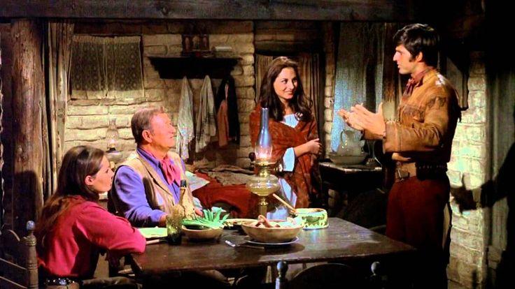 Rio Lobo 1970 John Wayne High Definition Full Western Movie English